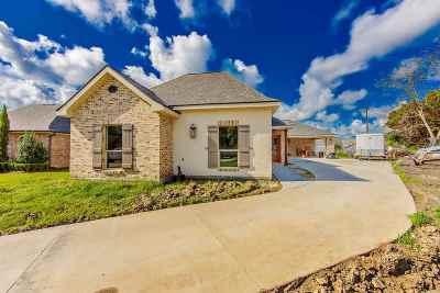 Houma Single Family Home For Sale: 128 Del Rio Drive