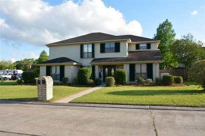 Terrebonne Parish, Lafourche Parish Single Family Home For Sale: 116 Ashland Drive