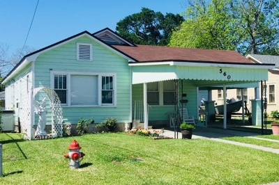Berwick Single Family Home For Sale: 560 Young Street