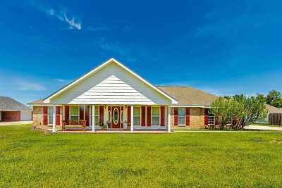 Thibodaux Single Family Home For Sale: 114 Cane Court