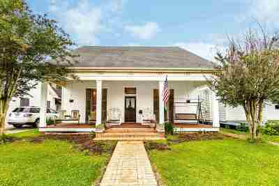 Thibodaux Single Family Home For Sale: 824 Jackson Street