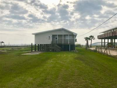 Grand Isle Single Family Home For Sale: 138 E Central Avenue