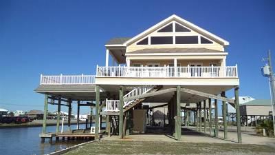 Terrebonne Parish, Lafourche Parish Single Family Home For Sale: 146 Pier 4 Court