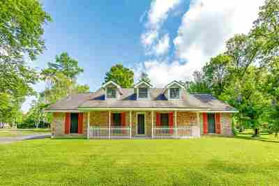 Thibodaux Single Family Home For Sale: 111 Coon Drive