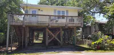 Grand Isle Single Family Home For Sale: 185 Chighizola Lane