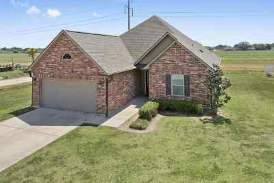 Thibodaux Single Family Home Back Up Offers: 186 Cottage Way