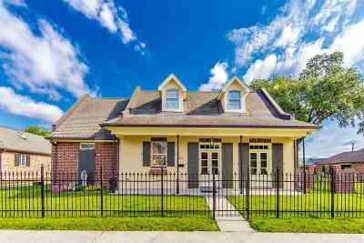 Thibodaux Single Family Home For Sale: 310 W 6th Street