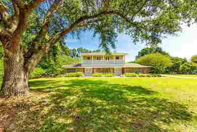 Houma Single Family Home For Sale: 4507 Highway 311
