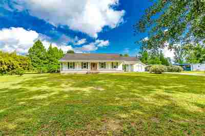 Thibodaux Single Family Home For Sale: 986 Martinez Road