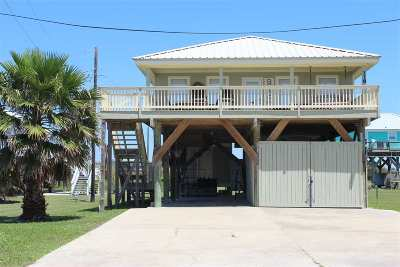Grand Isle Single Family Home For Sale: 118 Lem Lane
