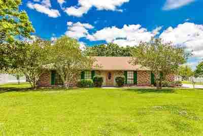 Terrebonne Parish, Lafourche Parish Single Family Home For Sale: 4021 Benton Drive
