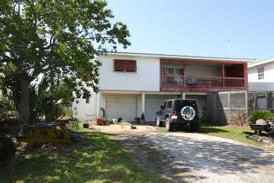 Grand Isle LA Single Family Home For Sale: $185,000