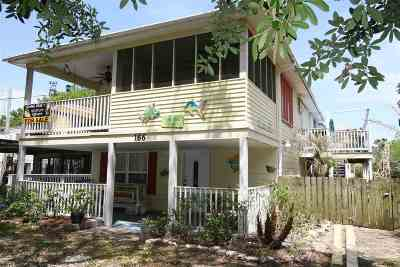Grand Isle, Fourchon Single Family Home For Sale: 166 Smith Lane
