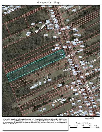 Terrebonne Parish, Lafourche Parish Residential Lots & Land For Sale: 2816 West Main Street