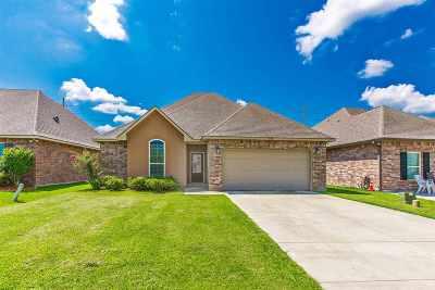 Houma Single Family Home For Sale: 448 Christopher Drive