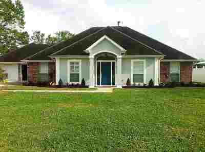 Thibodaux Single Family Home For Sale: 125 David Drive