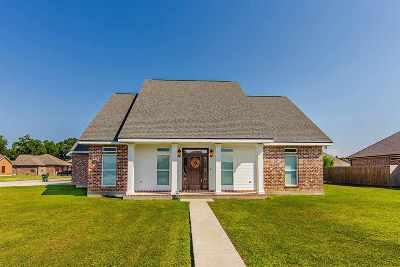 Houma Single Family Home For Sale: 405 Sugar Cane Street