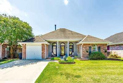 Houma Single Family Home For Sale: 1523 Verna Street