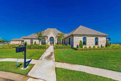 Thibodaux Single Family Home For Sale: 126 Sternfels Court