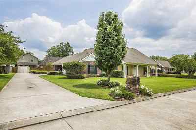 Thibodaux Single Family Home For Sale: 416 Easy Street