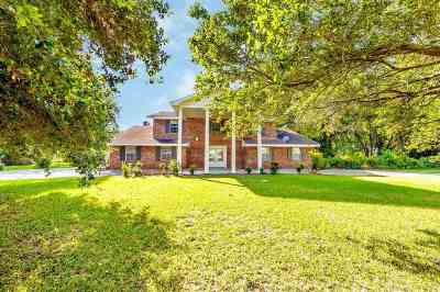 Houma Single Family Home For Sale: 505 Woodhaven Drive