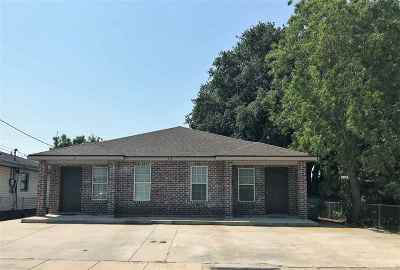 Morgan City Multi Family Home For Sale: 712 Bush Street