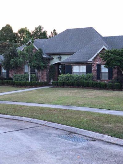Houma Single Family Home For Sale: 234 Hermitage Loop