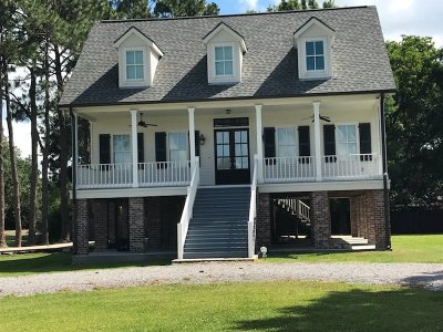 Raceland Single Family Home For Sale: 521 Sycamore Street