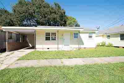 Morgan City Single Family Home For Sale: 719 Duke Street