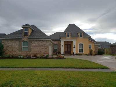 Houma Single Family Home For Sale: 310 Lakewood Drive
