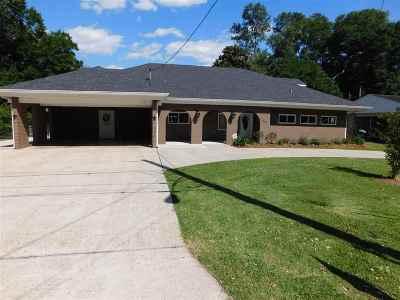 Thibodaux Single Family Home For Sale: 309 Dunboyne Place
