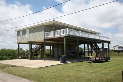 Grand Isle Single Family Home For Sale: 126 Dee Lane