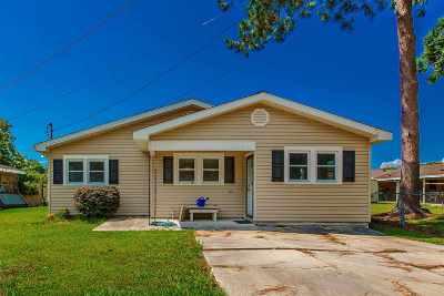 Morgan City Single Family Home For Sale: 1023 Belanger Street