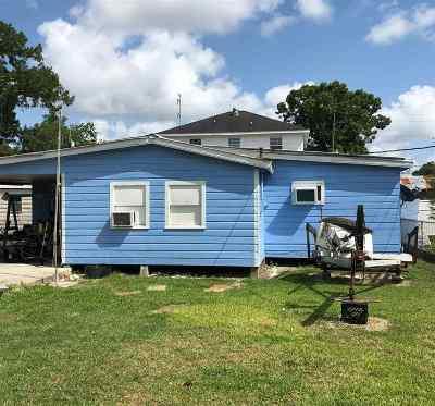 Morgan City Single Family Home For Sale: 622 Bush Street
