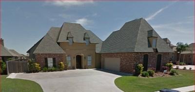 Houma Single Family Home For Sale: 425 Sugar Highland Boulevard
