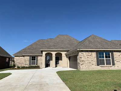 Thibodaux Single Family Home For Sale: 353 Royal Oak Blvd.