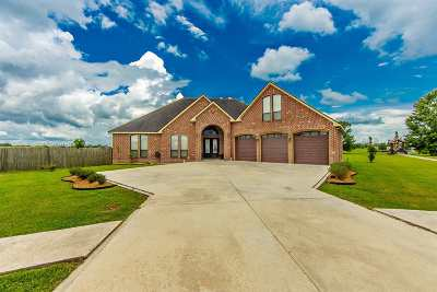 Houma Single Family Home For Sale: 285 Lake Penchant Court