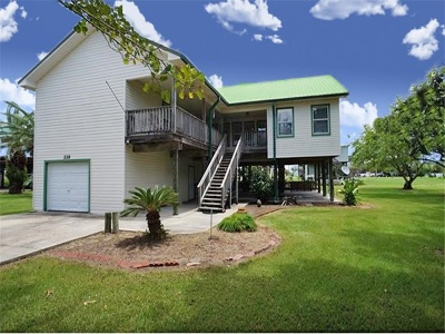 Grand Isle Single Family Home For Sale: 228 Walnut Lane