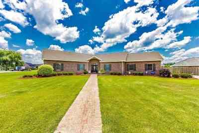 Thibodaux Single Family Home For Sale: 129 Sugar Ridge Drive