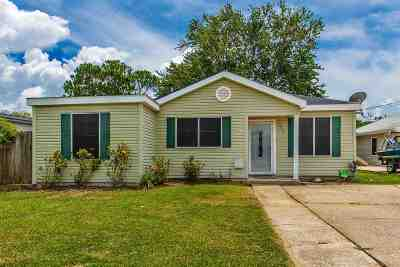 Morgan City Single Family Home For Sale: 1018 Onstead Street