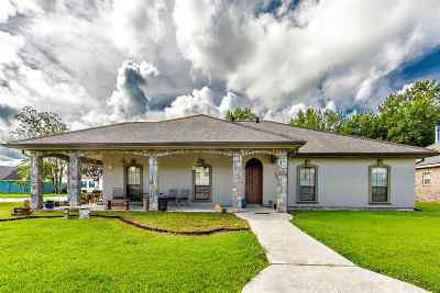 Houma Single Family Home For Sale: 476 Ciera Drive