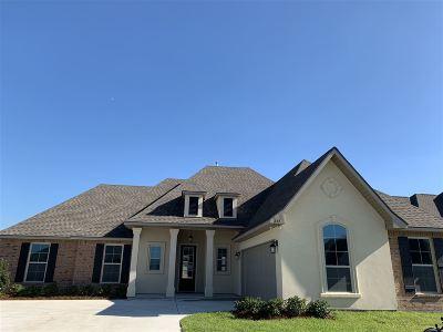 Thibodaux Single Family Home For Sale: 347 Royal Oak Blvd.