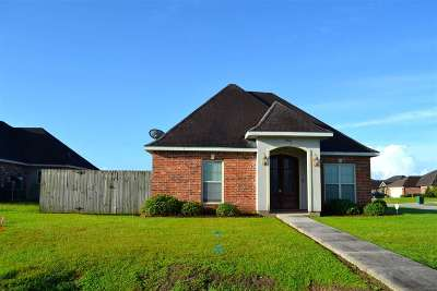 Thibodaux Single Family Home For Sale: 226 Kettle Drive