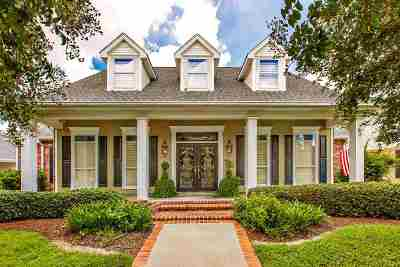 Houma Single Family Home For Sale: 1907 Polk Street