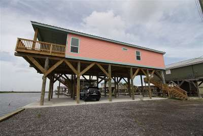 Grand Isle, Fourchon Single Family Home For Sale: 138 Romes Lane