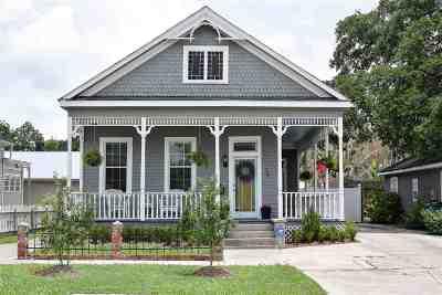 Morgan City Single Family Home For Sale: 408 Federal Avenue