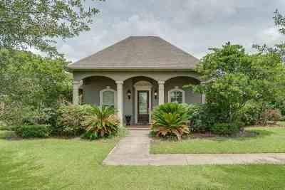 Houma Single Family Home For Sale: 305 Sugar Highland Boulevard
