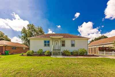 Thibodaux Single Family Home For Sale: 311 Thoroughbred Park Drive