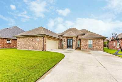 Terrebonne Parish, Lafourche Parish Single Family Home For Sale: 290 Sugarwood Boulevard