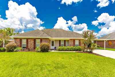 Thibodaux Single Family Home For Sale: 1104 Renee Drive